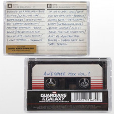 Various Artists - Guardians Of The Galaxy: Awesome Mix Vol. 1 (Original Motion Picture Soundtrack) - Cassette