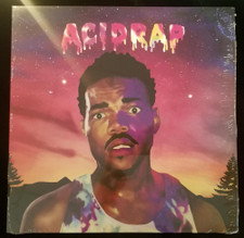 Chance The Rapper - Acid Rap - 2x LP Colored Vinyl