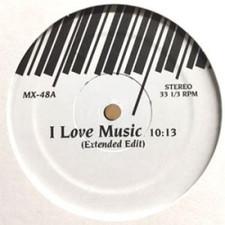 """The O'Jays / Candido - I Love Music / Dancin & Prancin - 12"""" Vinyl"""