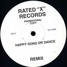 "Rare Earth / Visage - Happy Song Or Dance / Pleasure Boys - 12"" Vinyl"