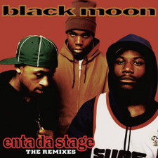 Black Moon - Enta Da Stage: The Remixes - 2x LP Vinyl
