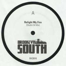 """Dan Hartman - Relight My Fire Mixes - 12"""" Vinyl"""