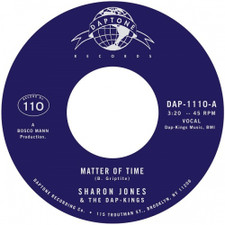 "Sharon Jones & The Dap-Kings - Matter Of Time / When I Saw Your Face - 7"" Vinyl"