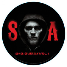 Various Artists - Songs Of Anarchy Vol. 4 - 2x LP Picture Disc Vinyl