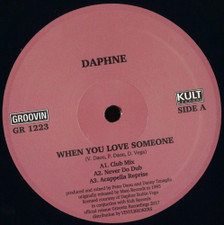 "Daphne - When You Love Someone - 12"" Vinyl"