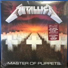 Metallica - Master Of Puppets (Remastered) - LP Vinyl