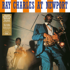 Ray Charles - Ray Charles At Newport - LP Vinyl