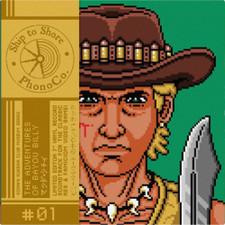 "Konami Kukeiha Club - The Adventures Of Bayou Billy - 7"" Colored Vinyl"