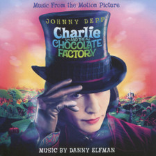 Danny Elfman - Charlie & The Chocolate Factory (Original Motion Picture Soundtrack) - 2x LP Colored Vinyl