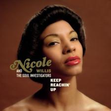 Nicole Willis & The Soul Investigators - Keep Reachin' Up - LP Vinyl