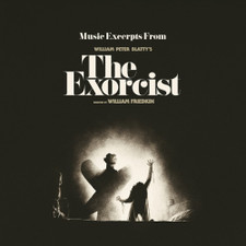 The Exorcist - Original Motion Picture Soundtrack - LP Colored Vinyl