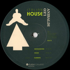 "Leo Anibaldi - Italian House - 12"" Vinyl"