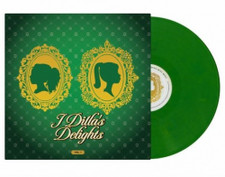 J Dilla - J Dilla's Delights Vol. 1 RSD - LP Colored Vinyl