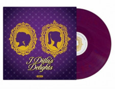 J Dilla - J Dilla's Delights Vol. 2 RSD - LP Colored Vinyl