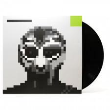 "Madvillain - Four Tet Remixes - 12"" Vinyl"