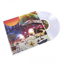 Various Artists - Moon Rocks: Extraplanetary Funk, Space Disco & Galactic Boogie RSD - LP Clear Vinyl