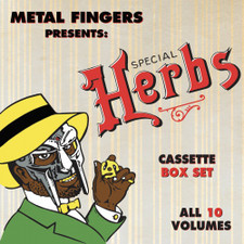 MF Doom - Special Herbs: The Complete Set - 5x Cassette Box Set