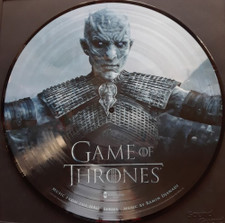 Ramin Djawadi - Game Of Thrones: Ice & Fire (Music From The HBO Series) RSD - LP Picture Disc Vinyl