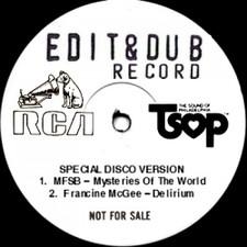 "Edit & Dub - Dancin To Disco Dubs - 12"" Vinyl"
