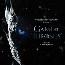 Ramin Djawadi - Game Of Thrones Season 7 (Music From The HBO Series) - 2x LP Vinyl