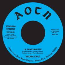 """Wilma Dias - La Massagiste - 7"""" Vinyl"""