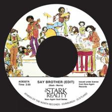 "Stark Reality - Say Brother (Edit) - 7"" Vinyl"