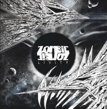 """Zombie Zombie - Livity - LP Vinyl+7"""""""