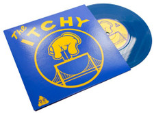 """Skratch Poop Presents - The Itchy - 7"""" Colored Vinyl"""
