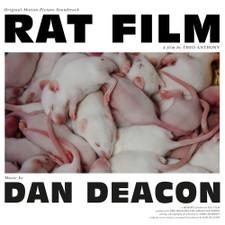 Dan Deacon - Rat Film - LP Vinyl