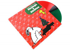 Mndsgn & Ahwlee - A Rap Vacation X-Mas - LP Colored Vinyl