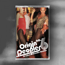 DJ Inform / Marsellus Wallace - Origin Peoples #6 - Cassette