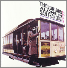 Thelonious Monk - Thelonious Alone In San Francisco - LP Vinyl