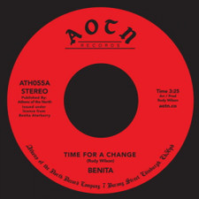 "Benita - Time For A Change - 7"" Vinyl"