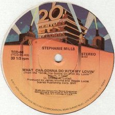 "Stephanie Mills - What Cha Gonna Do With My Lovin' - 12"" Vinyl"