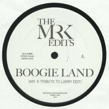 "Ike Strong / Boogie Man Orchestra - Mr. K Edits - 12"" Vinyl"