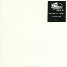 """Leon Ware / Sergio Mendez - Why I Came To California / The Real Thing (edits) - 12"""" Vinyl"""