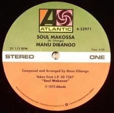 "Manu Dibango - Soul Makossa/New Bell - 12"" Vinyl"