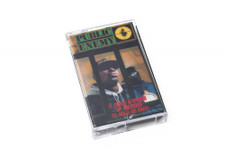 Public Enemy - It Takes A Nation Of Millions To Hold Us Back - Cassette