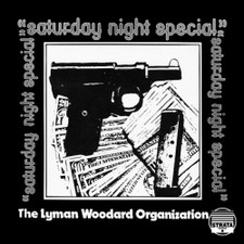 The Lyman Woodard Organization - Saturday Night Special - 2x LP Vinyl