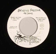 "The Shades - Bringing Freedom / Light Of This World - 7"" Vinyl"