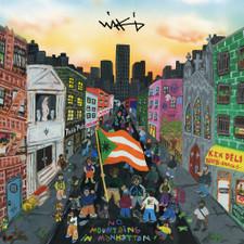 Wiki - No Mountains In Manhattan - 2x LP Vinyl