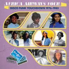 Various Artists - Africa Airways Four: Disco Funk Touchdown 1976-1983 - LP Vinyl
