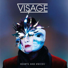 Visage - Hearts & Knives - LP Vinyl