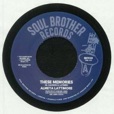 "Almeta Lattimore - These Memories - 7"" Vinyl"
