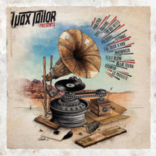 Wax Tailor - By Any Remixes Necessary - LP Vinyl