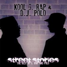Kool G Rap & DJ Polo - Street Stories: The Best of G. Rap And Polo - 2x LP Vinyl