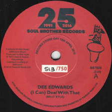 """Dee Edwards - (I Can) Deal With That - 7"""" Vinyl"""