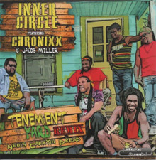 "Inner Circle ft. Chronixx & Jacob Miller - Tenement Yard - 7"" Vinyl"