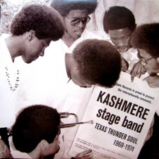 Kashmere Stage Band - Texas Thunder Soul 1968-1974 Deluxe - 3x LP Vinyl+DVD