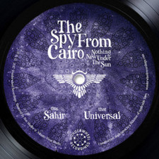 "Spy From Cairo - Sahir - 7"" Vinyl"